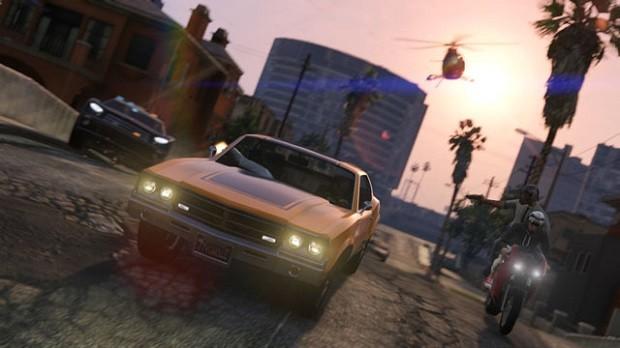 Multiplayer on-line de 'GTA V' chega hoje