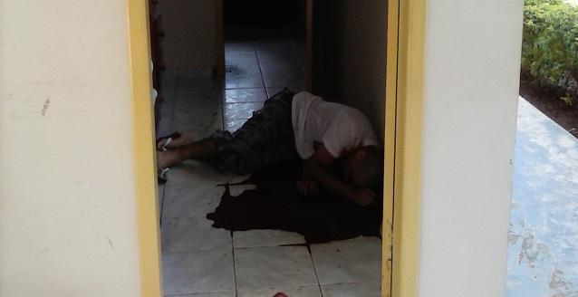 Diretor da rádio de Jaru é assassinado dentro da emissora