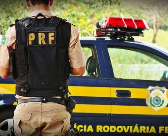 PRF está multando motoristas
