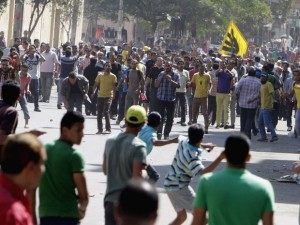 Irmandade Muçulmana ignora proibição e faz protesto no Egito