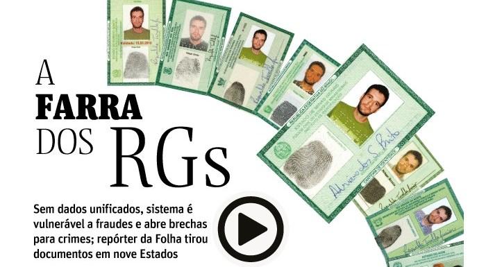 A farra das carteiras de identidade e a fragilidade do INFOSEG