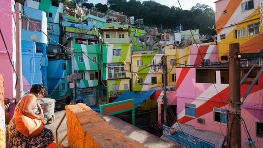 As 25 cidades mais coloridas do mundo