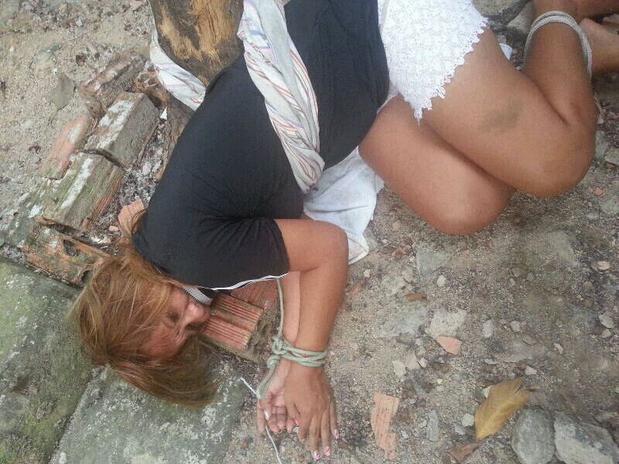 Mulher simula sequestro após flagrar marido com amante na cadeia