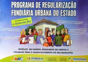 Cacoal vai regularizar 1.700 imóveis urbanos