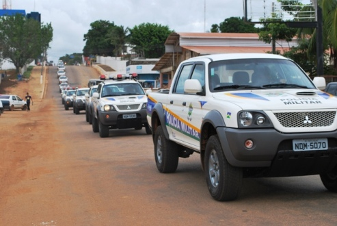 TCE suspende licitação de R$ 53 milhões de locação de viaturas da SESDEC
