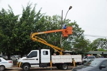 Prefeitura recupera quase quatro mil pontos de luz
