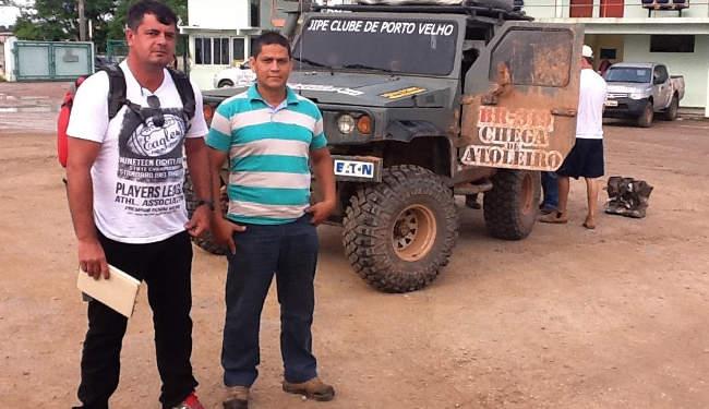 """Jornalista afirma que """"expedição pela 319"""" foi feita nas coxas pelo senador Acir Gurgacz"""