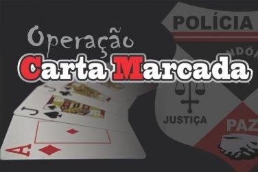 PC divulga lista de pessoas envolvidas na Operação Cartas Marcadas em Ji-Paraná