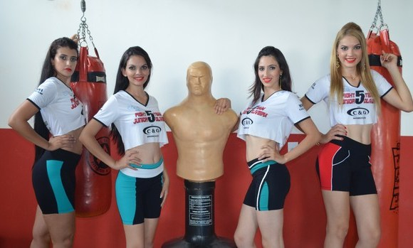 Conheça as candidatas à ring girl oficial do Fight Team Junior Oliveira