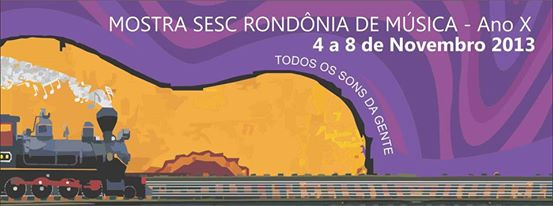 Kali e os Kalhordas apresentará no penúltimo dia da Mostra Sesc Rondônia de Música