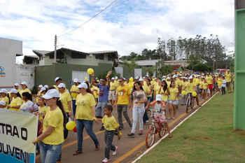 """Ouropretenses participam da """"Caminhada Passos que Salvam"""" do HCB"""