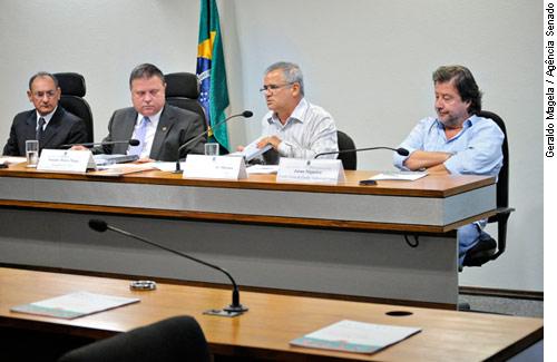 """Funai acusa Procurador Reginaldo Trindade de """"devastar floresta amazônica"""""""