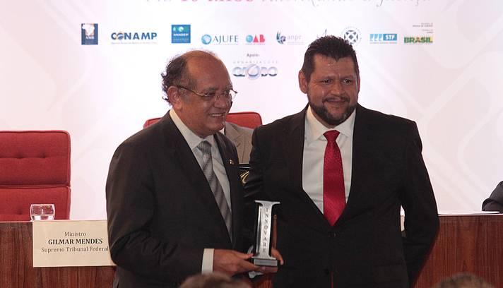 Rondoniense foi vencedor do Prêmio Innovare