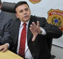 O então Procurador Geral Héverton Aguiar comandou as investigações