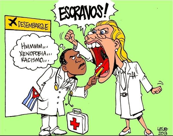 Contratos de trabalho do Mais Médicos é abusivo e fere Princípios Constitucionais