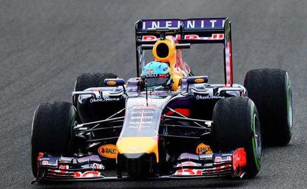 Red Bull mostrou sérios problemas nas provas de pré-temporada