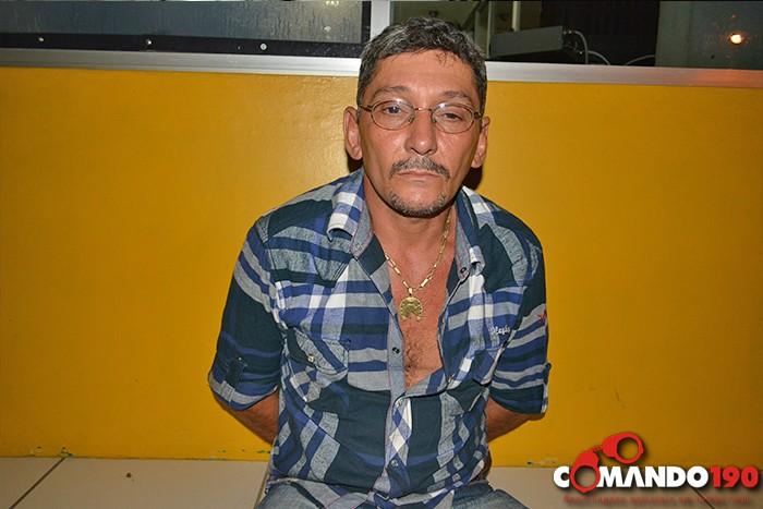 Tranficante é preso com mais de 20 Kg de pasta base