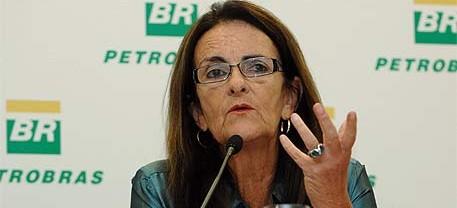 Comissão aprova convite à presidente da Petrobras