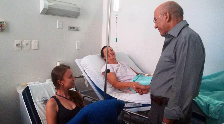 Próximo do período eleitoral Governo da Cooperação entrega 15 novos leitos ao Hospital de Base
