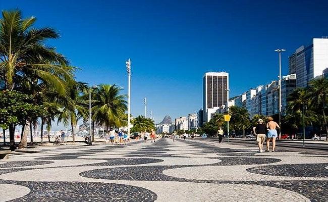 Repórter estrangeiro vem conhecer o Rio com objetivo de promover imagem positiva do país e é assaltado