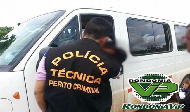 Motorista é executado com seis tiros na zona rural de Candeias do Jamari