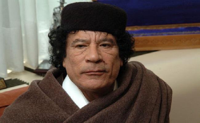 Longa-metragem revela que Gaddaffi manteve cabeça de inimigo em freezer por 25 anos