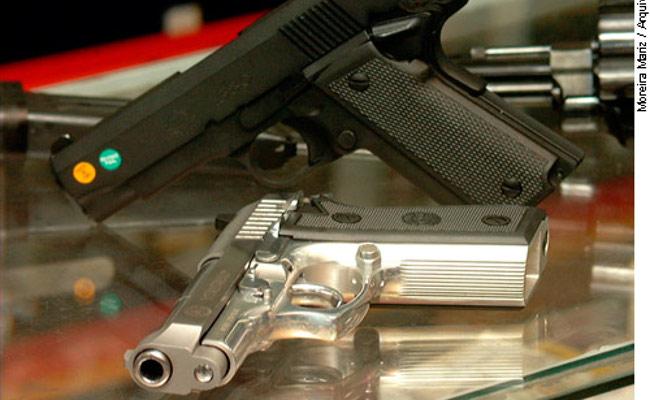 Agentes prisionais agora podem usar arma fora do serviço