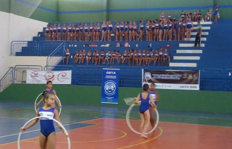 Recomeçam as aulas de ginástica rítmica no SESI em Porto Velho