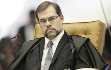 Toffoli defende sigilo em julgamento de cassação de mandato