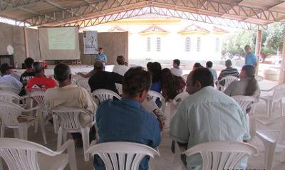 Projeto Viveiro Cidadão é reapresentado aos produtores rurais