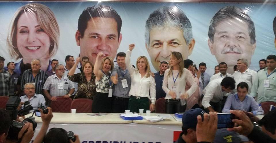 Jaqueline Cassol vence convenção e vai disputar governo