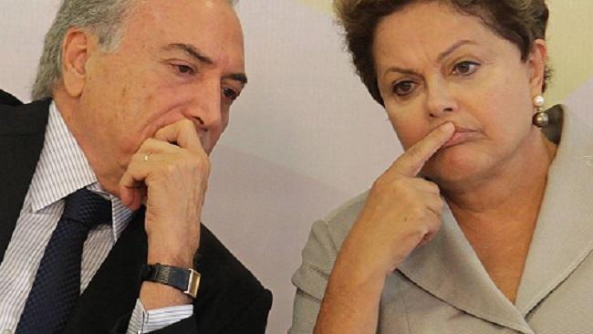PMDB decide nesta terça se mantém aliança nacional com PT