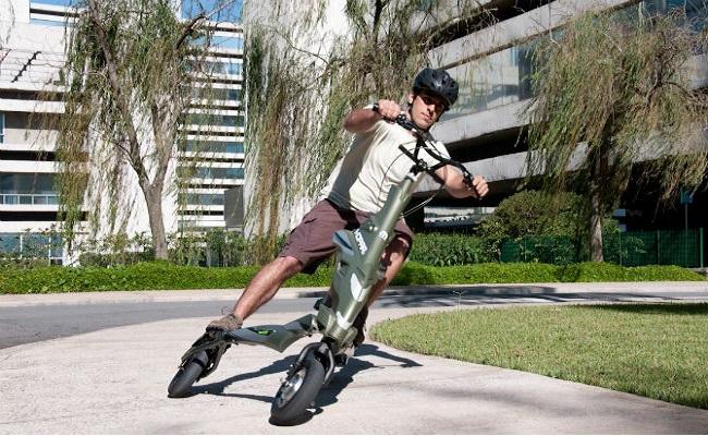 Chrysler venderá triciclo elétrico no Brasil