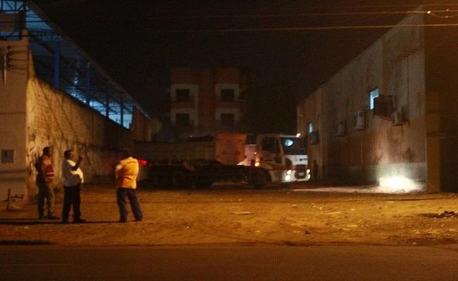Equipe da prefeitura de Porto Velho é flagrada realizando trabalho em área particular