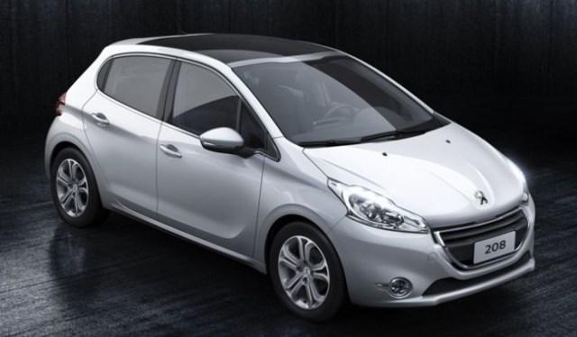 """Peugeot 208 - acabamento de primeira; central multimídia touchscreen de 7"""" com gps, computador de bordo, bluetooth, usb, rádio; luz de posicionamento de led, lanterna de led em formato de garras; ar condicionado automático bizone; volante de tamanho reduzido e posicionado abaixo do painel e direção elétrica."""