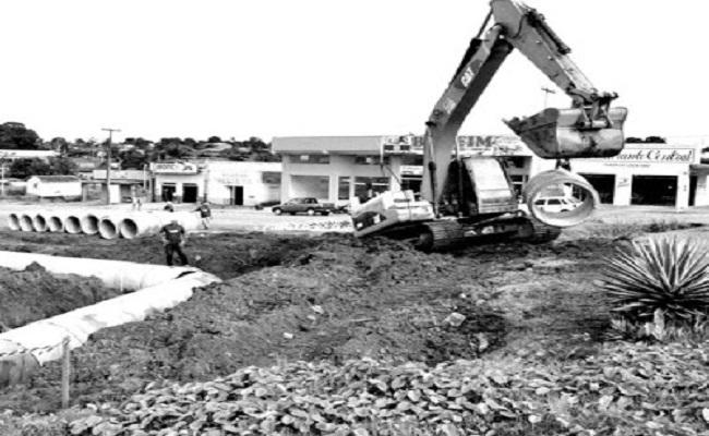 Calha Norte empenha R$ 200 mil para construção de bueiros