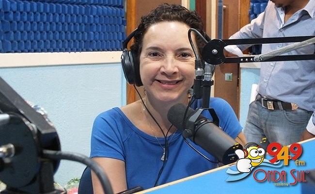 """""""Sou ficha limpa e estou quites com a Justiça Eleitoral"""", diz Vera Paixão"""