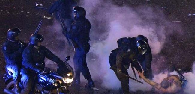 Após vice da Argentina, Buenos Aires vive noite de terror