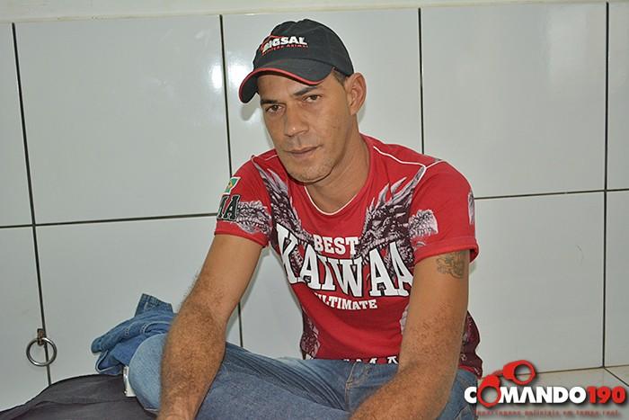 Jovem é preso com porção de Maconha na estrada do Presídio, em Ji-Paraná