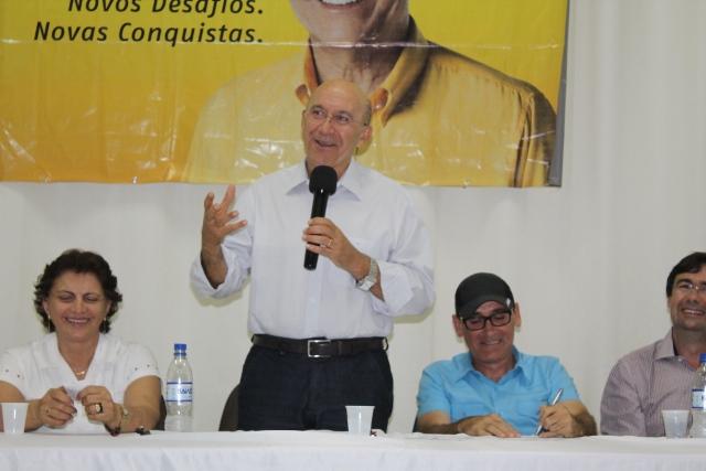 Confúcio reafirma compromissos com o desenvolvimento de Ouro Preto