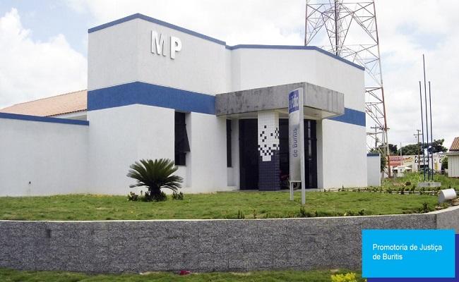 MP realiza reunião com secretário de para tratar da segurança pública de Buritis e região