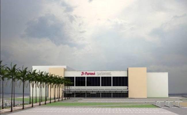 Divulgada imagens do projeto do Ji-Paraná Shopping