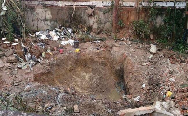 Restos mortais foram achados a mais de 100 m do acidente