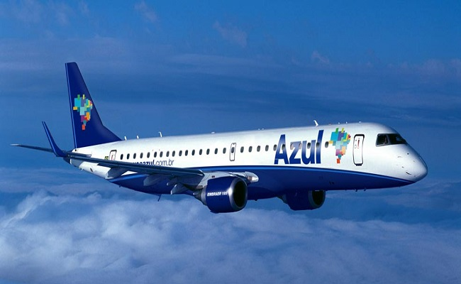 Azul lança nova rota que ligará Porto Velho e Belo Horizonte sem escalas
