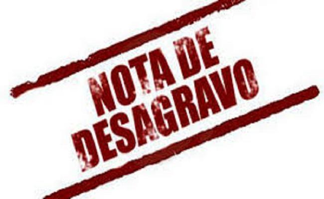 Nota de Desagravo do TRE de Rondônia