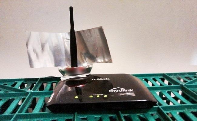 Como turbinar seu wifi usando uma latinha