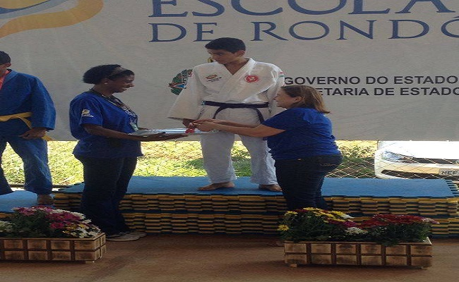Judoca Ruan Gladson de Portovelhense conquista o 1º lugar no JOER