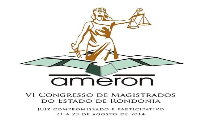 Ameronpromove VI Congresso de Magistrados do Estado de Rondônia