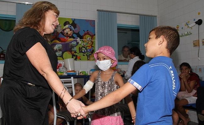 Duas crianças precisam urgente de doador de medula óssea em RO