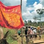 A invasão da LCP começou no dia 17 de julho, na Fazenda Bom Futuro